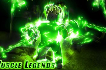 Muscle Legends Codes