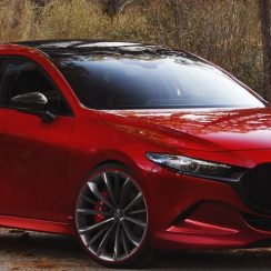 2020 Mazdaspeed 3 Redesign, Release Date, Interior, Price