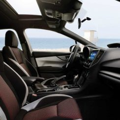 2020 Subaru Impreza Interior, the Affordable Compact Car for City Living