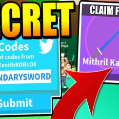 All Secret Sword Codes In Army Control Simulator! (Roblox)