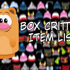 Box Critters Codes