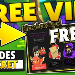 All *free Lifetime Vip* Codes? In Pet Simulator 2 (Roblox)