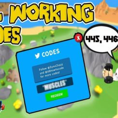 [Codes]💪all Working Codes In Workout Island | Gameplay Review | Roblox