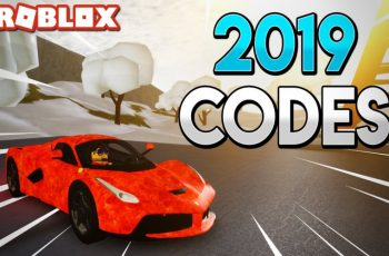 Every Working Code In Vehicle Simulator!! (2019) - Roblox