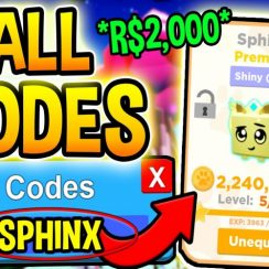 Pet Ranch Simulator 2 Codes *free Sphinx Pet* Best Pet | Roblox Pet Ranch  Simulator 2 (Roblox Codes)