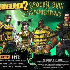 Borderlands 2 Shift Codes - Boypoe