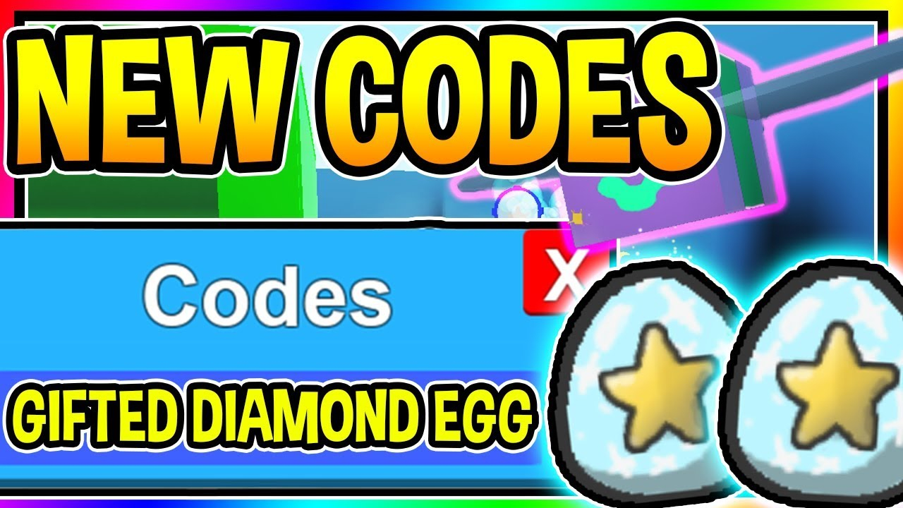 All 10 New Bee Swarm Simulator Codes - Diamond Gifted Bee Egg/ Roblox