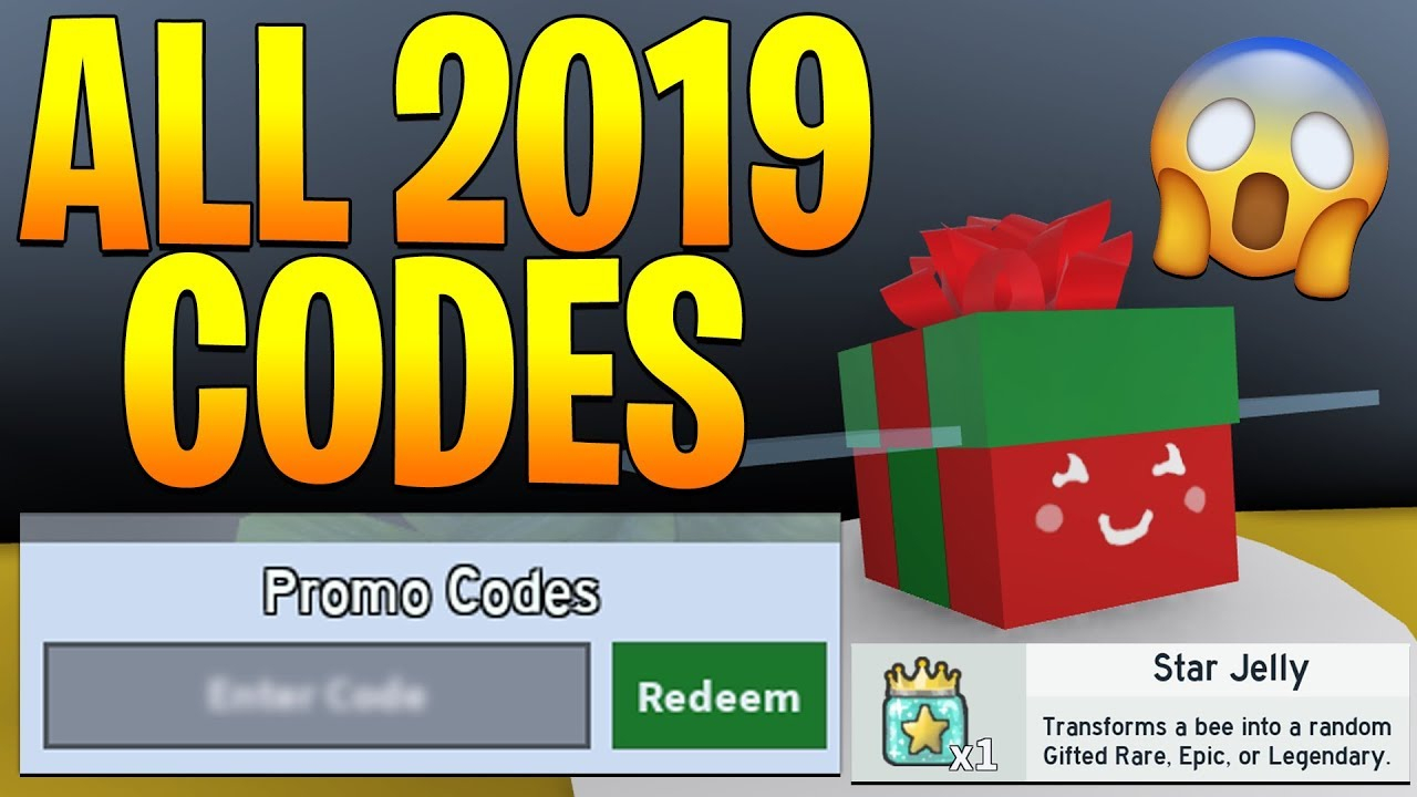 All *2019* Codes In Bee Swarm Simulator! (Roblox)