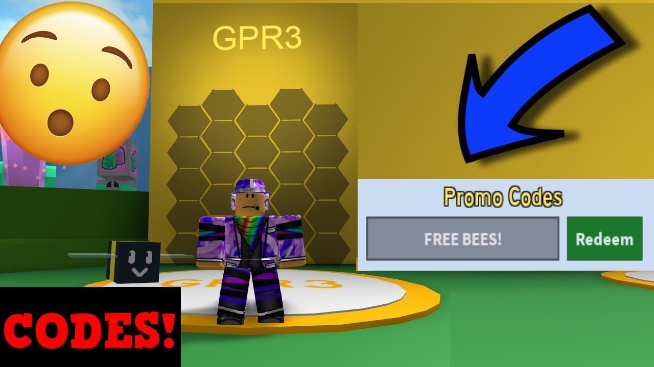 All Codes On Bee Swarm Simulator! (2018 All Works
