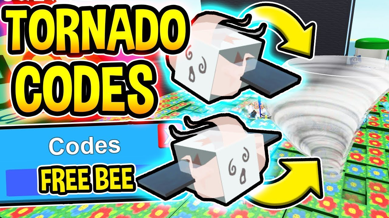 All New Bee Swarm Simulator Codes - New Windy Bee Update | Roblox