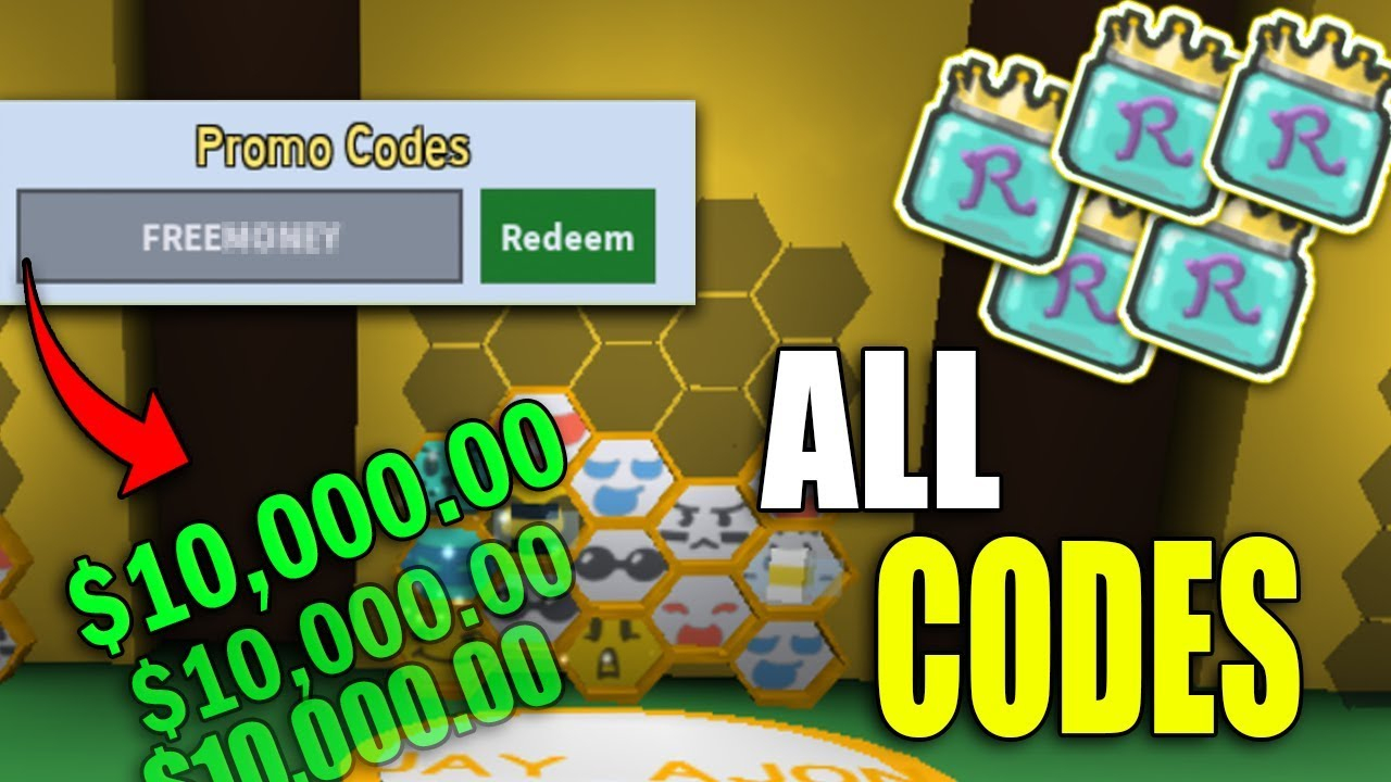 All *new* Promo Codes In Bee Swarm Simulator (Roblox Bee Swarm Simulator)