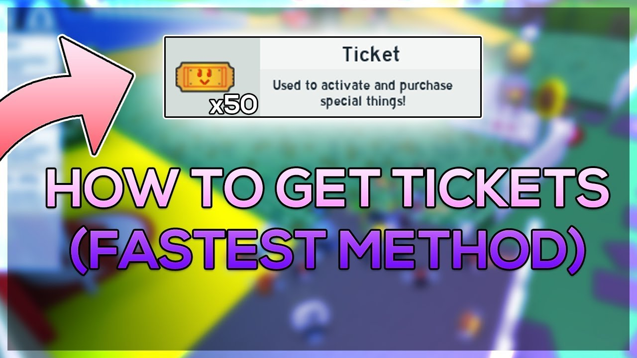 How To Get Tickets Fast In Bee Swarm Simulator Roblox (Fastest Ticket  Farming Method)