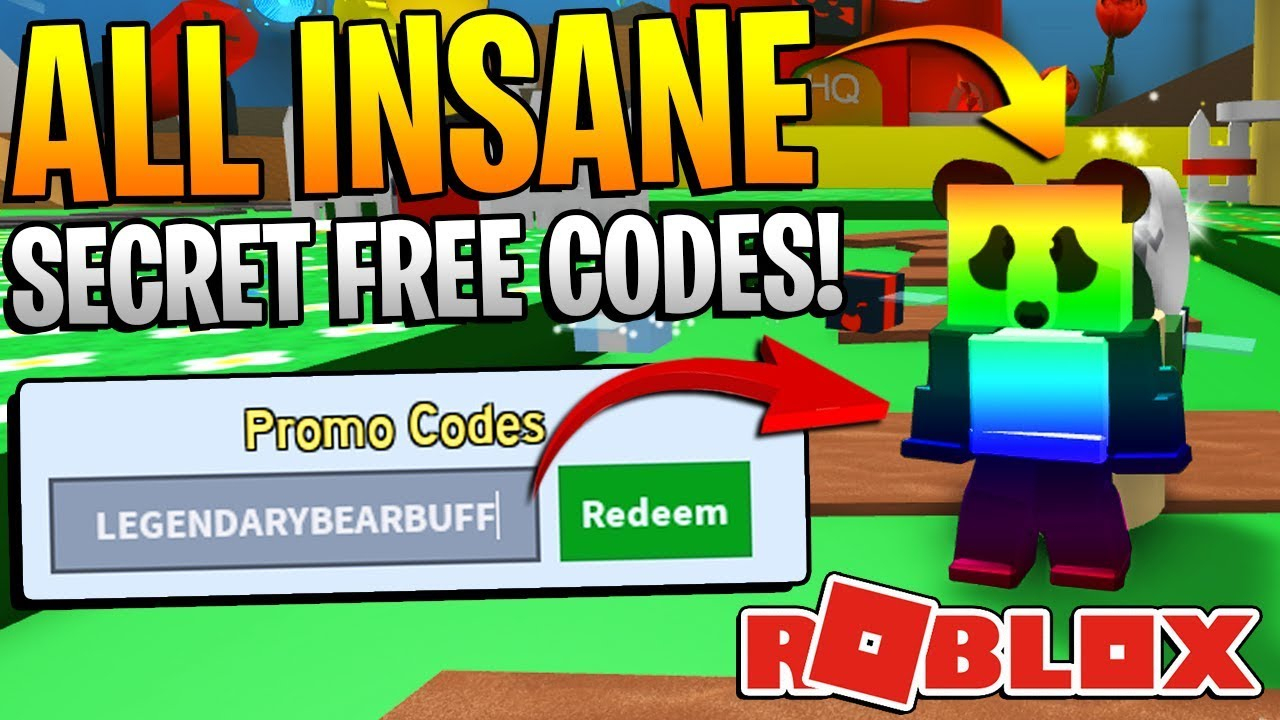 Roblox Bee Swarm Simulator Codes - Insane Free Codes!