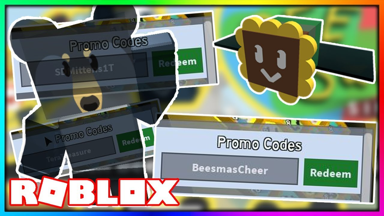 Roblox New Christmas Bee Swarm Simulator Codes 2018