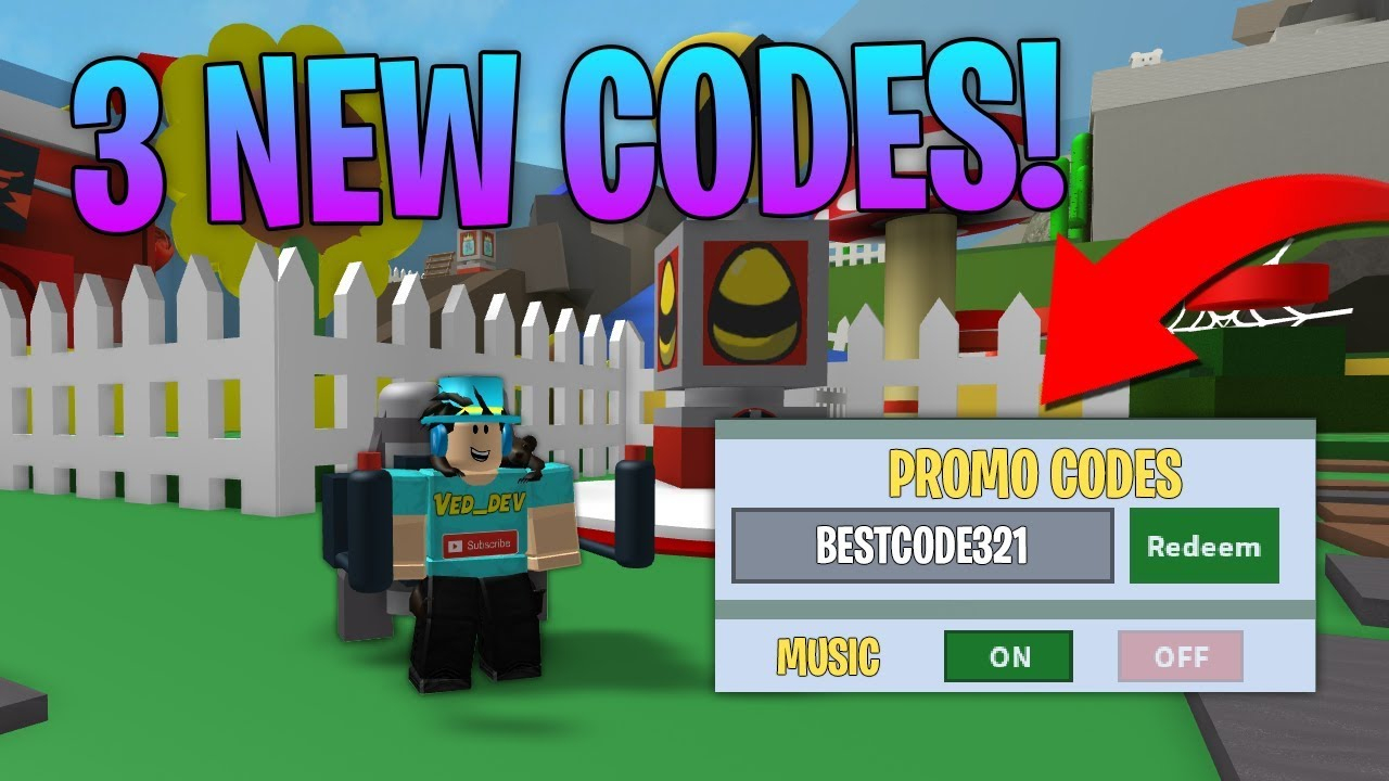 Top 3 New Codes In Bee Swarm Simulator! (2018)