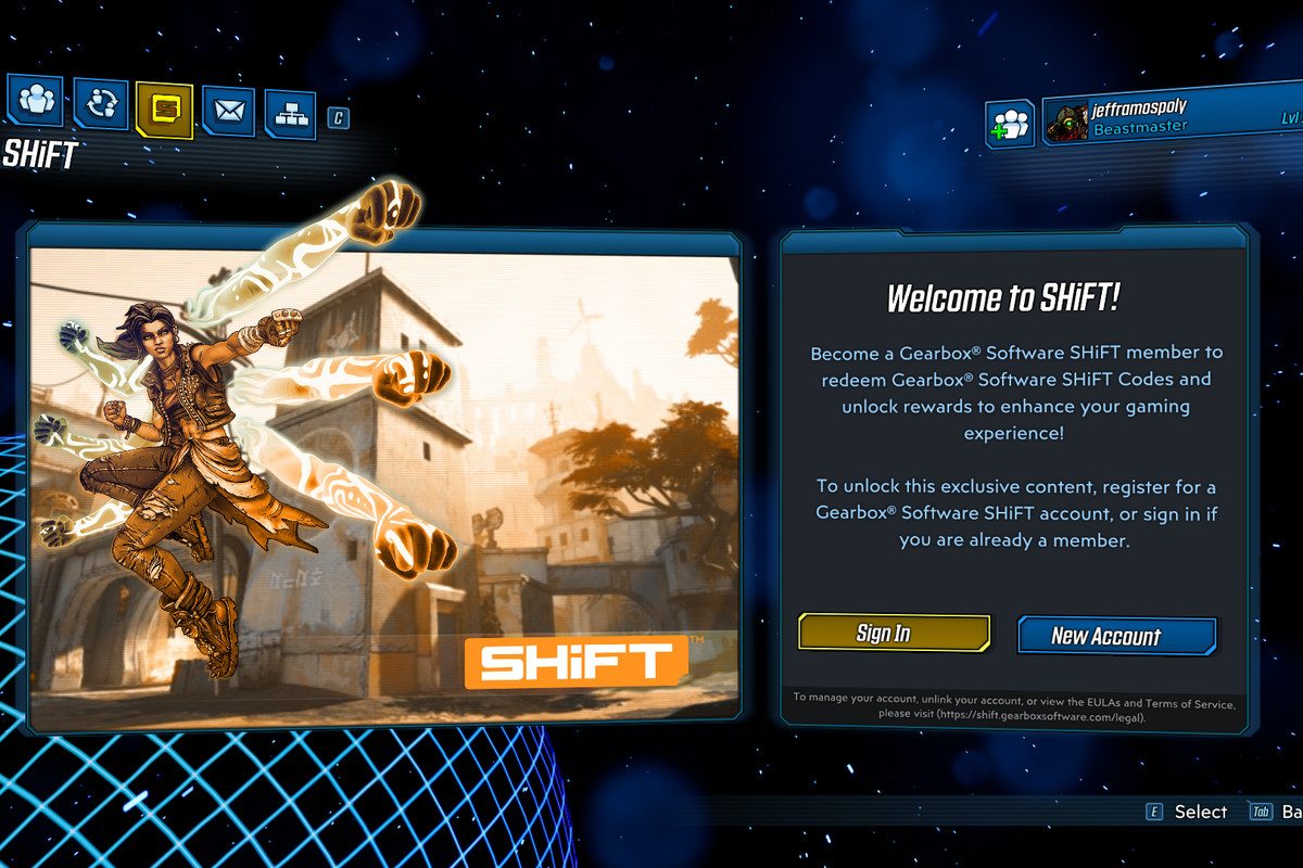 Borderlands 3 Shift Codes And How To Redeem Them - Polygon