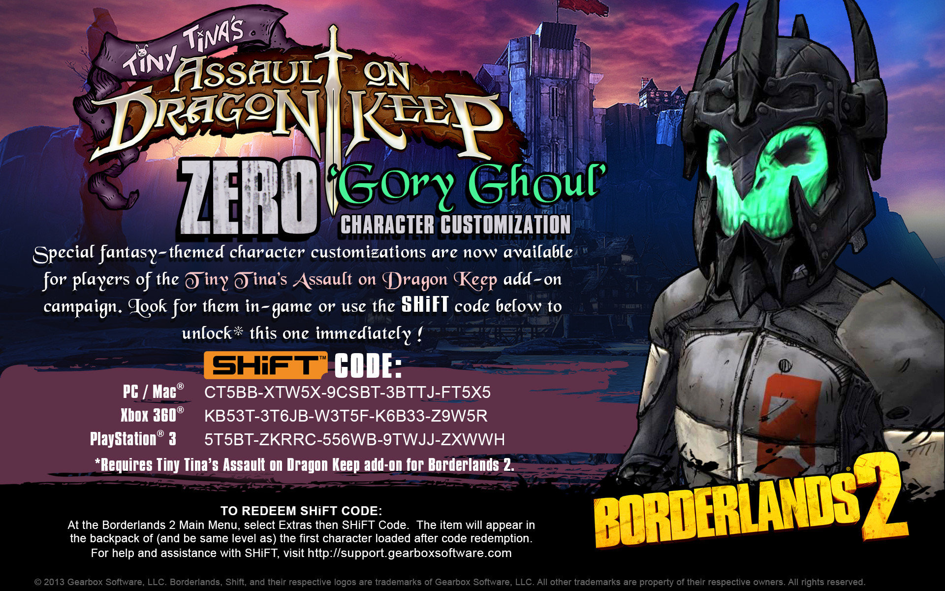 Borderlands Shift Codes - Booking With Expedia
