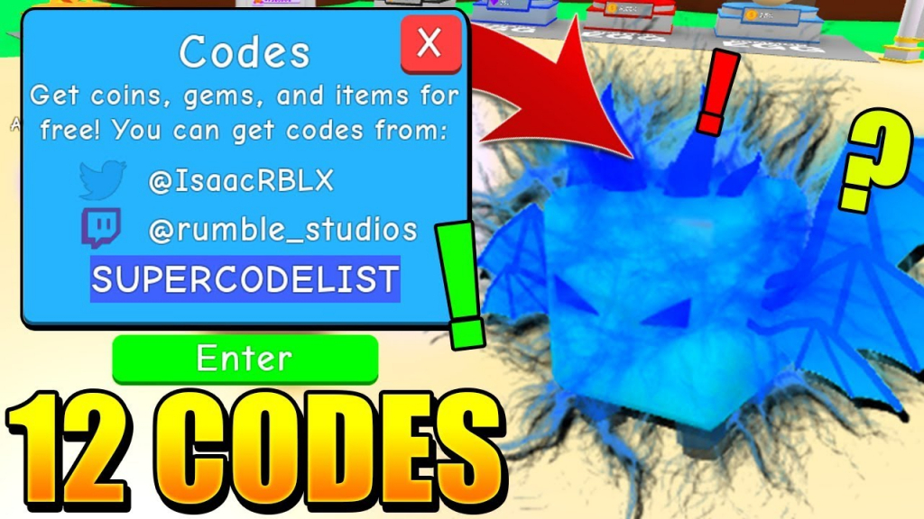 All 12 Owner Pet Codes In Bubble Gum Simulator! (Roblox) - Youtube - Pet Codes On Bubble Gum Simulator