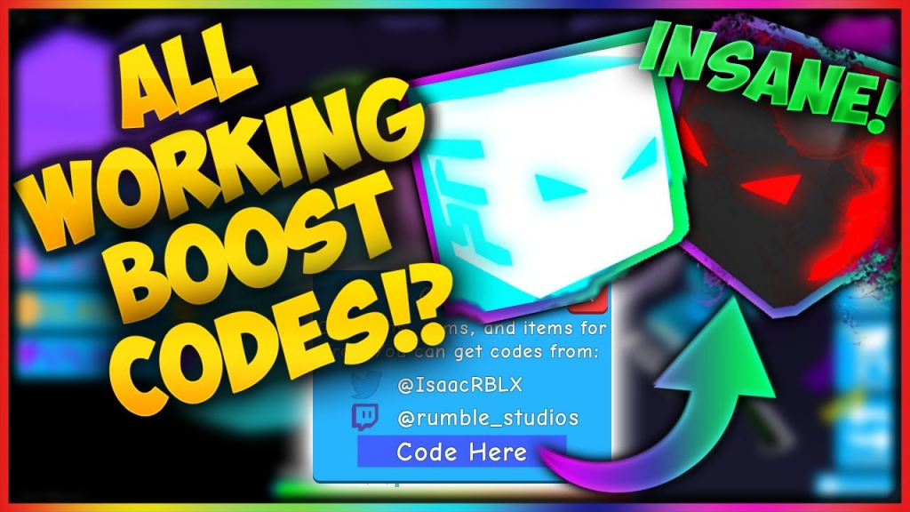 All Working Boost Codes!! - Bubble Gum Simulator Update 16 - Youtube - Bubble Gum Simulator Codes For Update 16