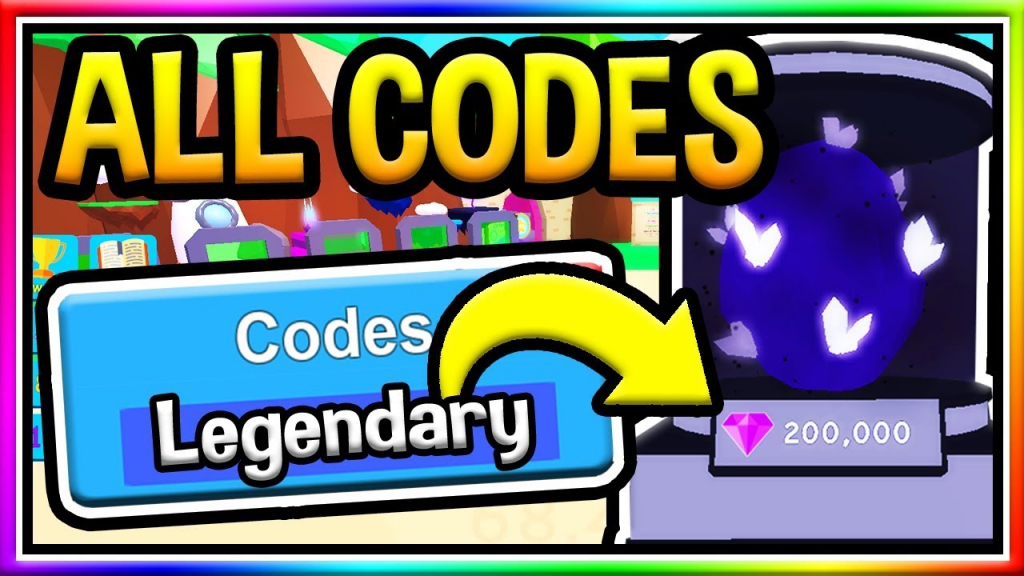 New Legendary Pet Codes In Bubble Gum Simulator! (Roblox) - Youtube - Bubble Gum Simulator Codes To Get Legendary Pets