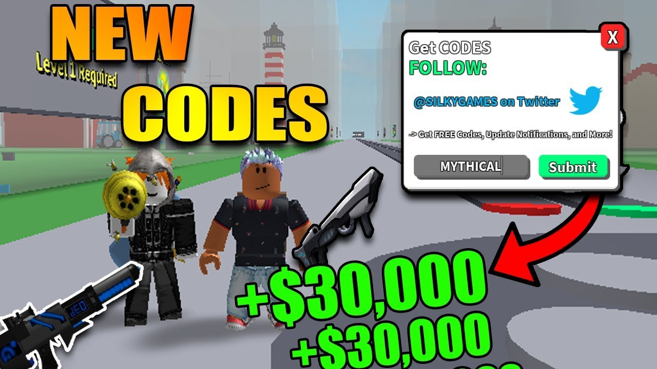 New *secret* Roblox 2018 Destruction Simulator Codes
