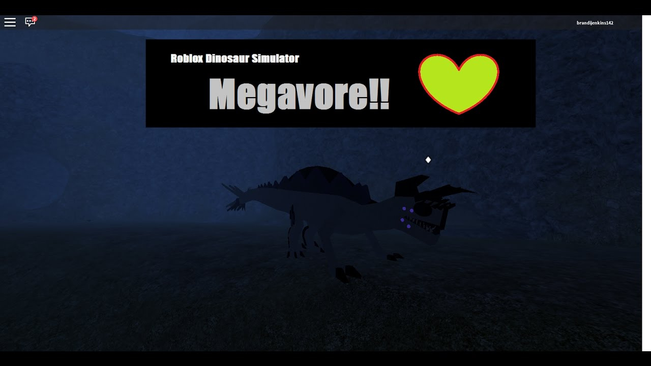 Megavore Request|Roblox|Dinosaur Simulator - Youtube