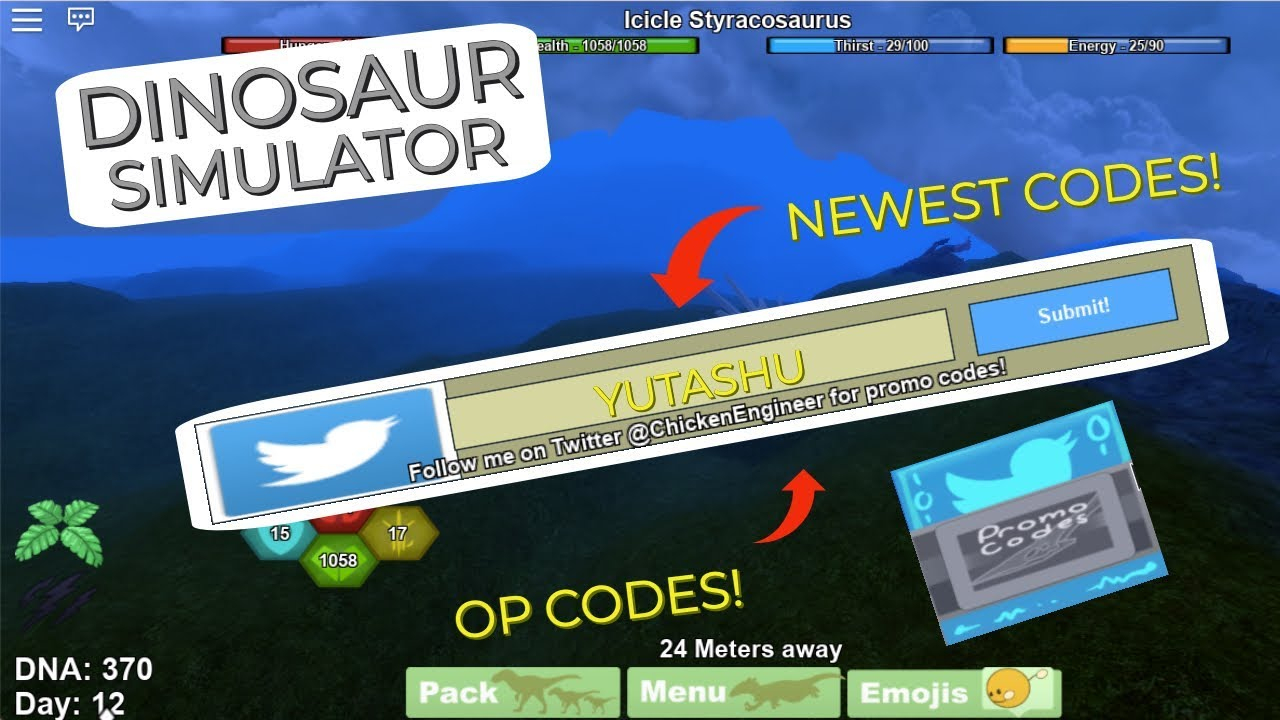 Roblox Dinosaur Simulator - All 2019 Codes For This Simulator - Roblox Codes