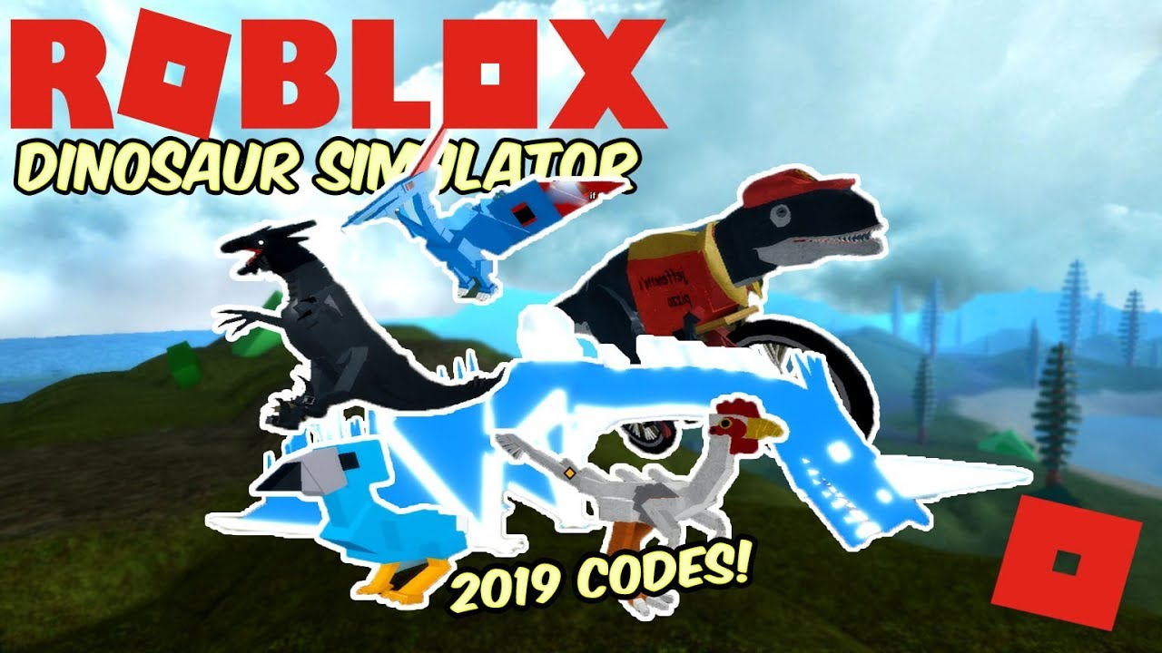 Roblox Dinosaur Simulator - Dino Sim 2019 Codes! (For New Players)