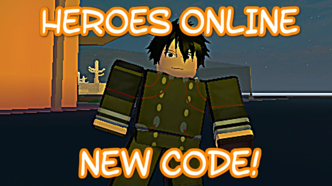 *new* 220K Heroes Online Code! - Ofa Prime Update (September 2019) - Roblox  Codes
