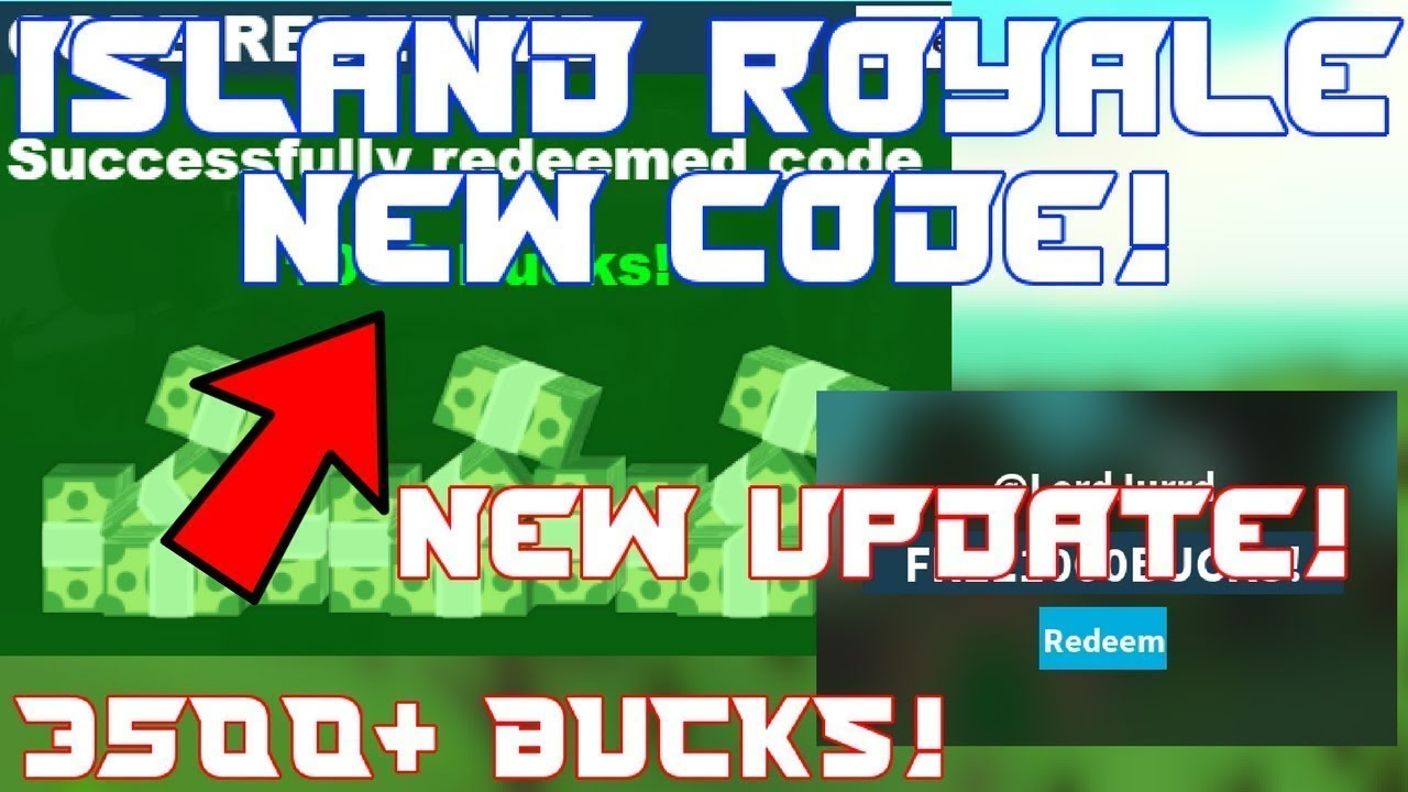 "All New Island Royale Merch Update Bucks Codes 2019!!"" Island Royale  😱merch! Update (Roblox)"