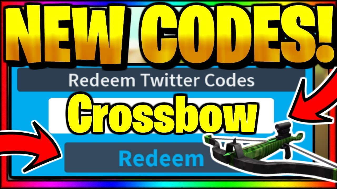 All*new* Op Working Codes! Roblox Island Royale 💥crossbow Update💥