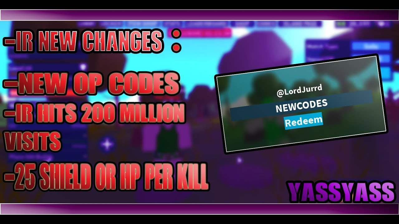 (Expired) Codes!!! Roblox Island Royale (October 2019)