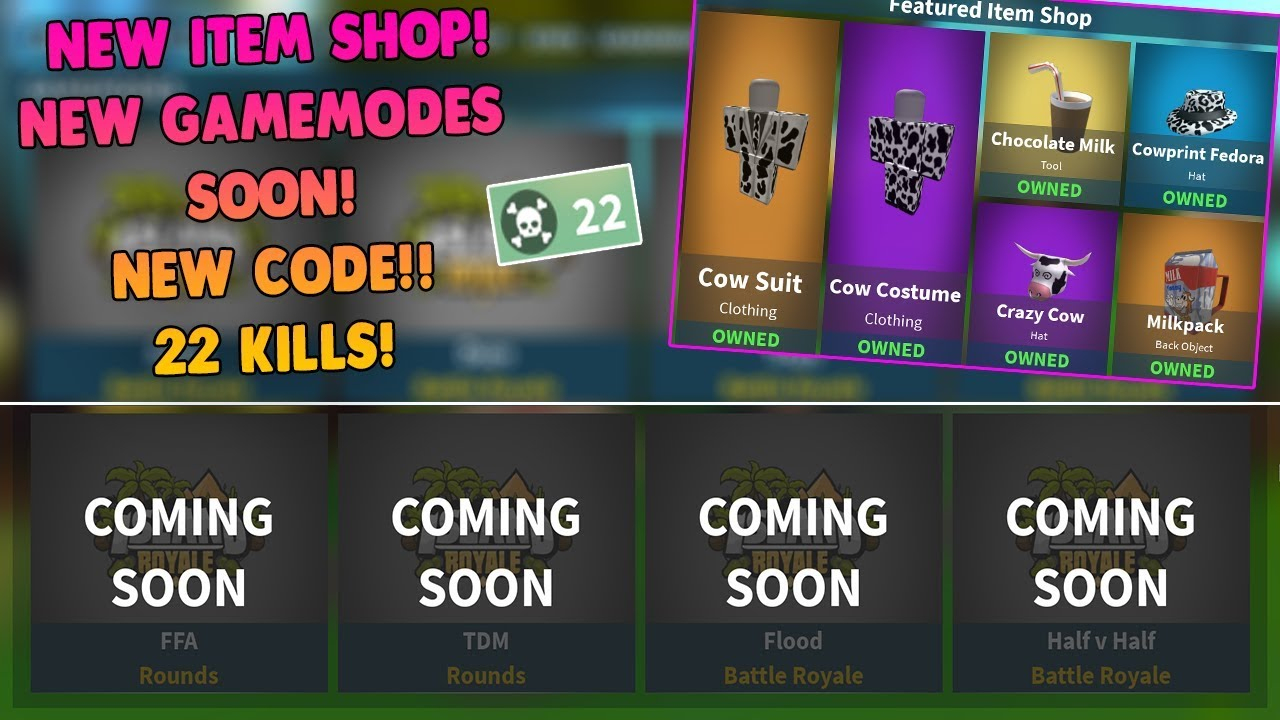 Island Royale Codes – Roblox – November 2019 – Mejoress