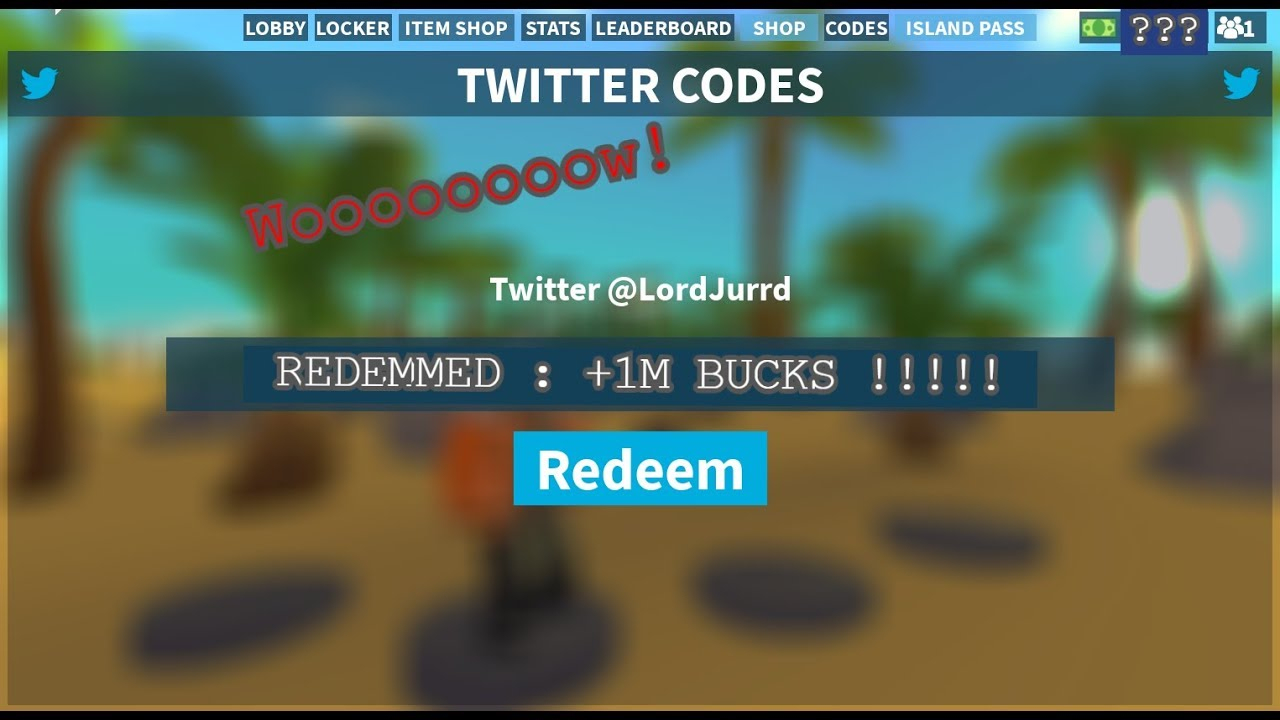 Island Royale New Codes!! | August 2019