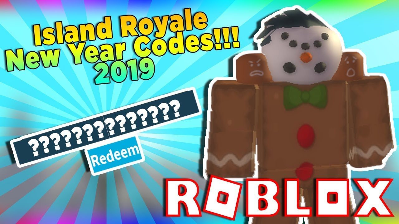 Island Royale Roblox - New Year Codes!