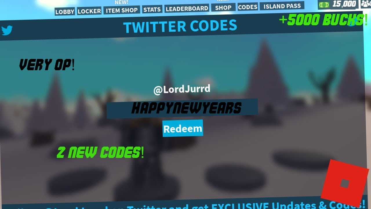 New*) 2 Roblox Island Royale Codes January 2019 - Youtube