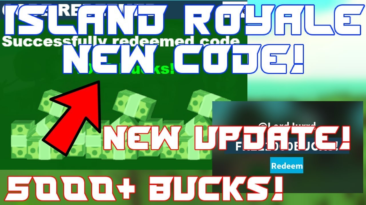 Old* Island Royale Codes | 5000 Free Bucks! | Island Royale