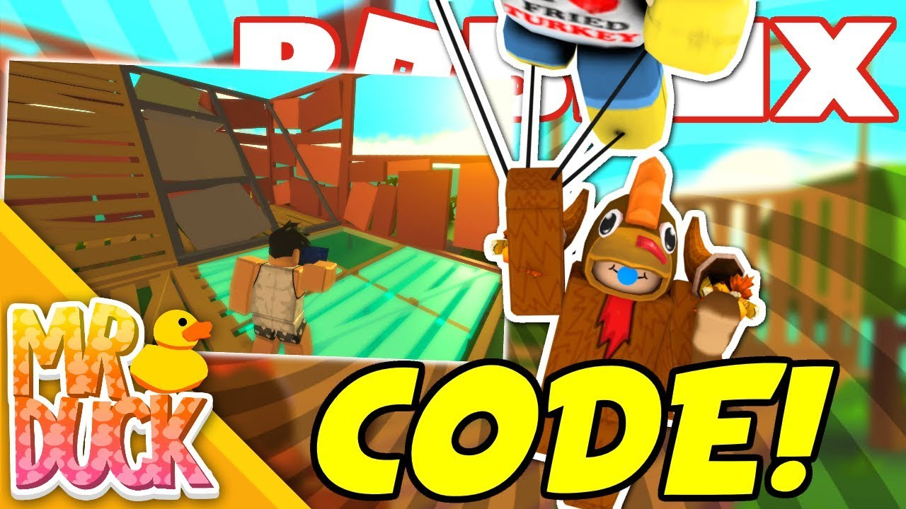 Roblox Island Royale - Editing Update! New 5K Bucks Code, Thanksgiving Item  Shop And More!