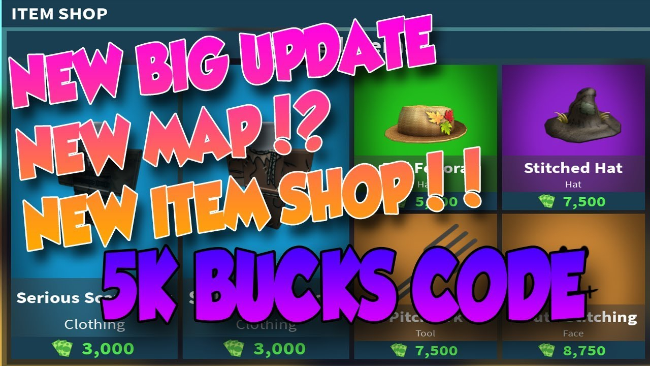 Volcano Eruption🌋5K Bucks Code😱new Items🌴island Royale Roblox