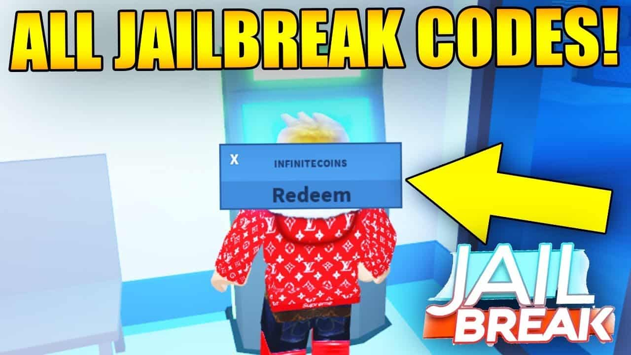 100% Working! Jailbreak Codes List - Nov 2019 (Hack & Cheats)
