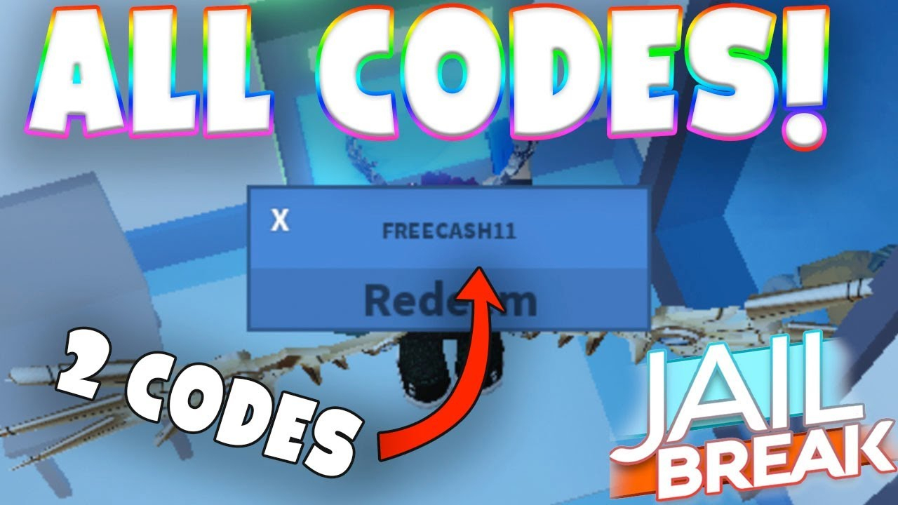 2 Codes!) All Roblox Jailbreak Codes | Jailbreak! 🔥 Levels