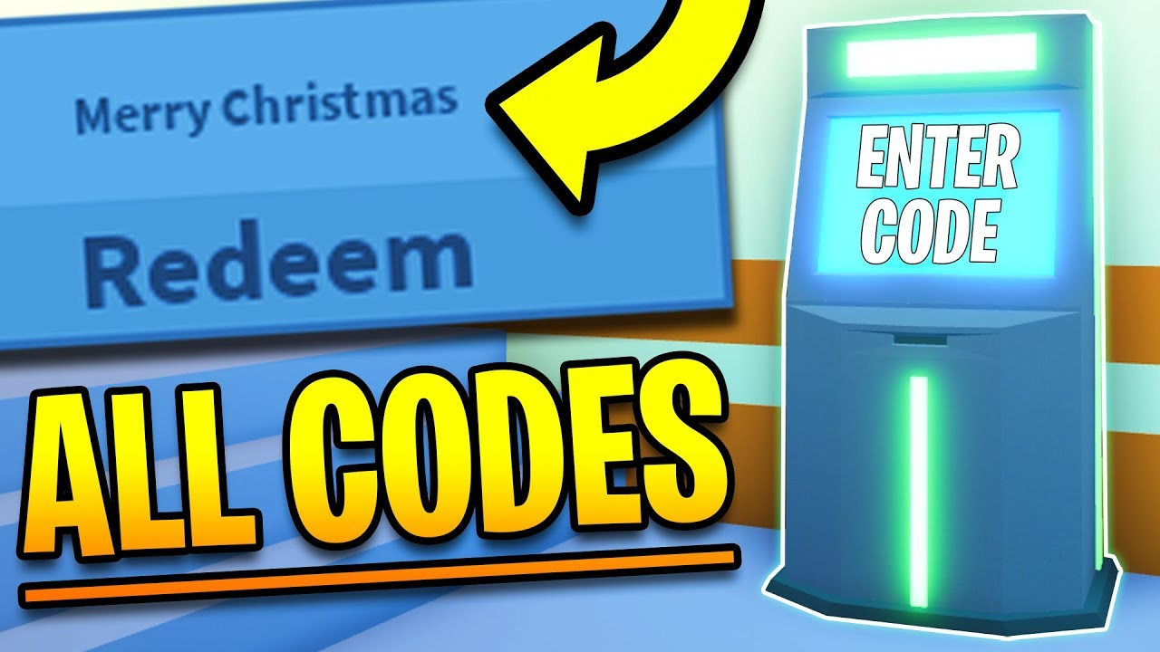 All Codes In Roblox Jailbreak! New Twitter Promo Codes! *free Cash* |  Roblox Jailbreak Winter Update