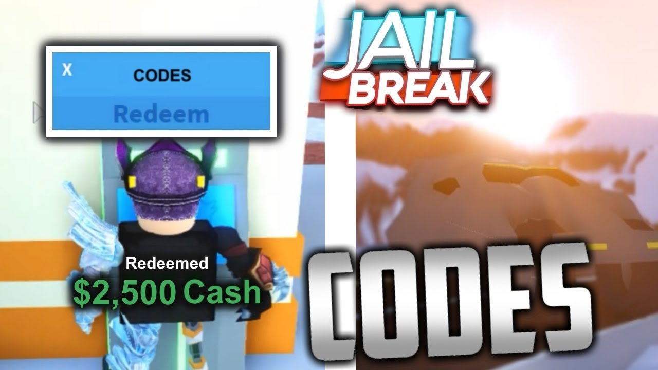 All Jailbreak Twitter Code! *money Codes* Jailbreak Winter Update (Roblox)