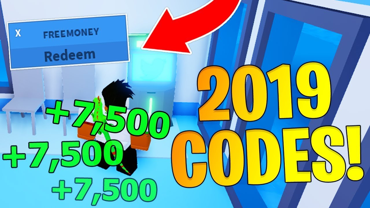 All *latest* Codes In Jailbreak 2019! (Roblox)