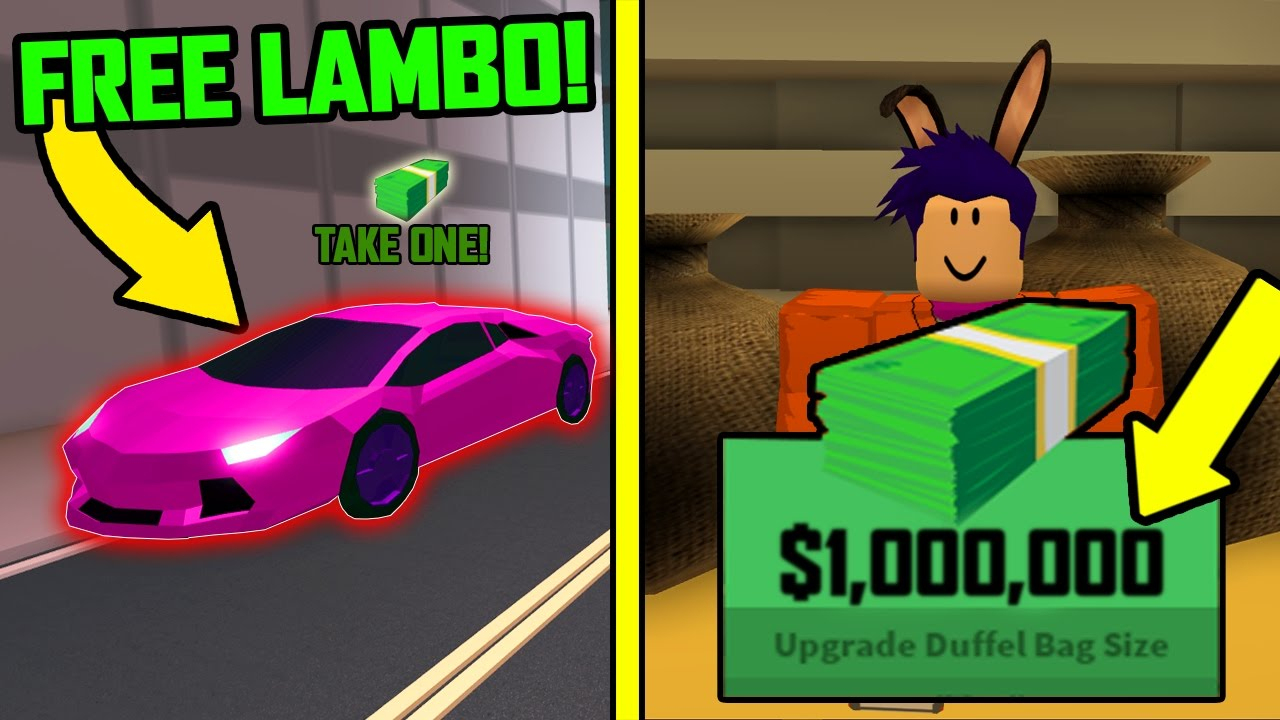 How To Get Unlimited Free Jailbreak Money!! | Roblox