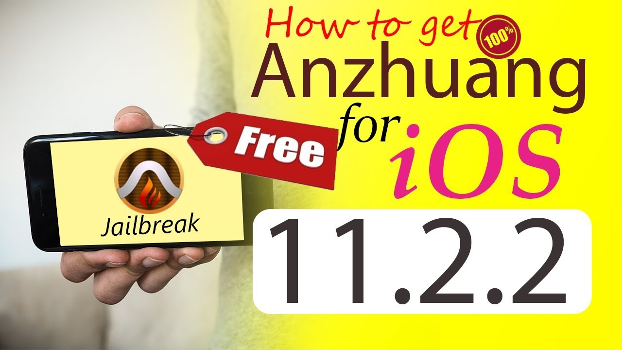 Install Anzhuang Free ( Zjailbreak Freemium Codes For Free ) 100% Works