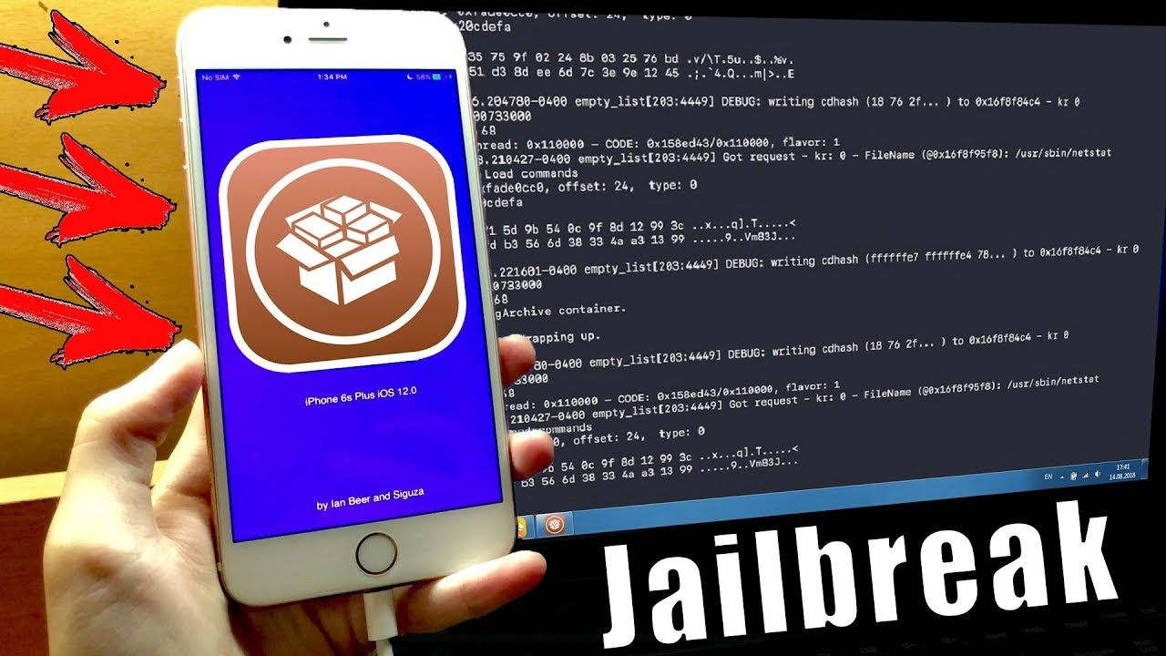 Jailbreak Ios 11.4 - 11.4.1 - 12 Beta 12 How To Jailbreak