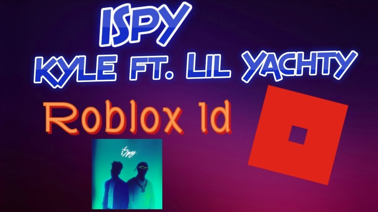 Roblox Song Code For I Spy - Youtube