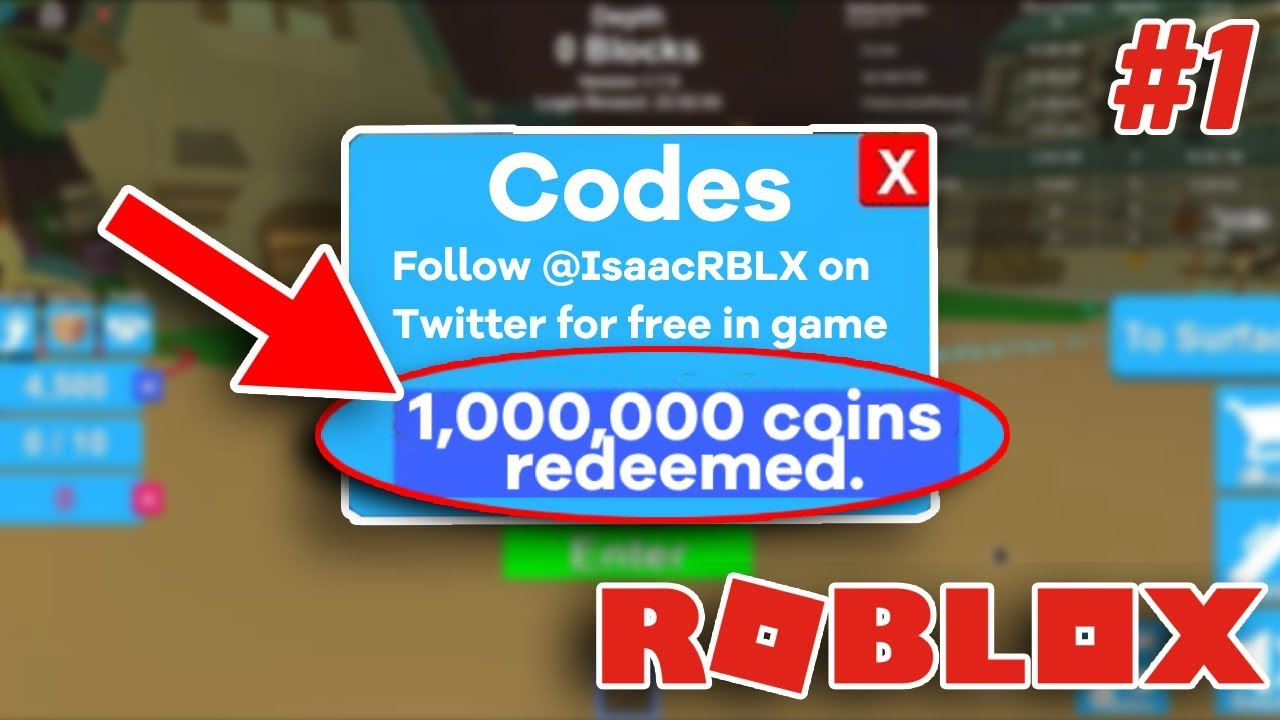 All Mining Simulator Codes August 2018 / Part 1 / Roblox