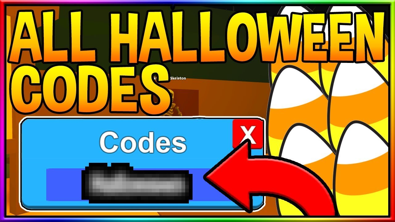 All New Halloween Update Codes In Mining Simulator | Roblox